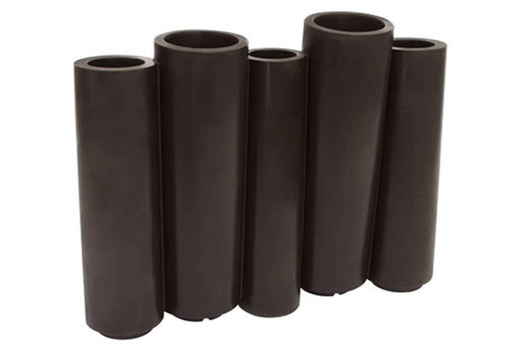 bamboo vase slide