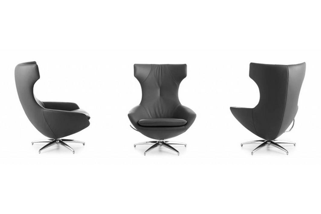 fauteuil Caruzzo leolux