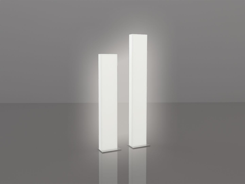 lampadaire fluo slide