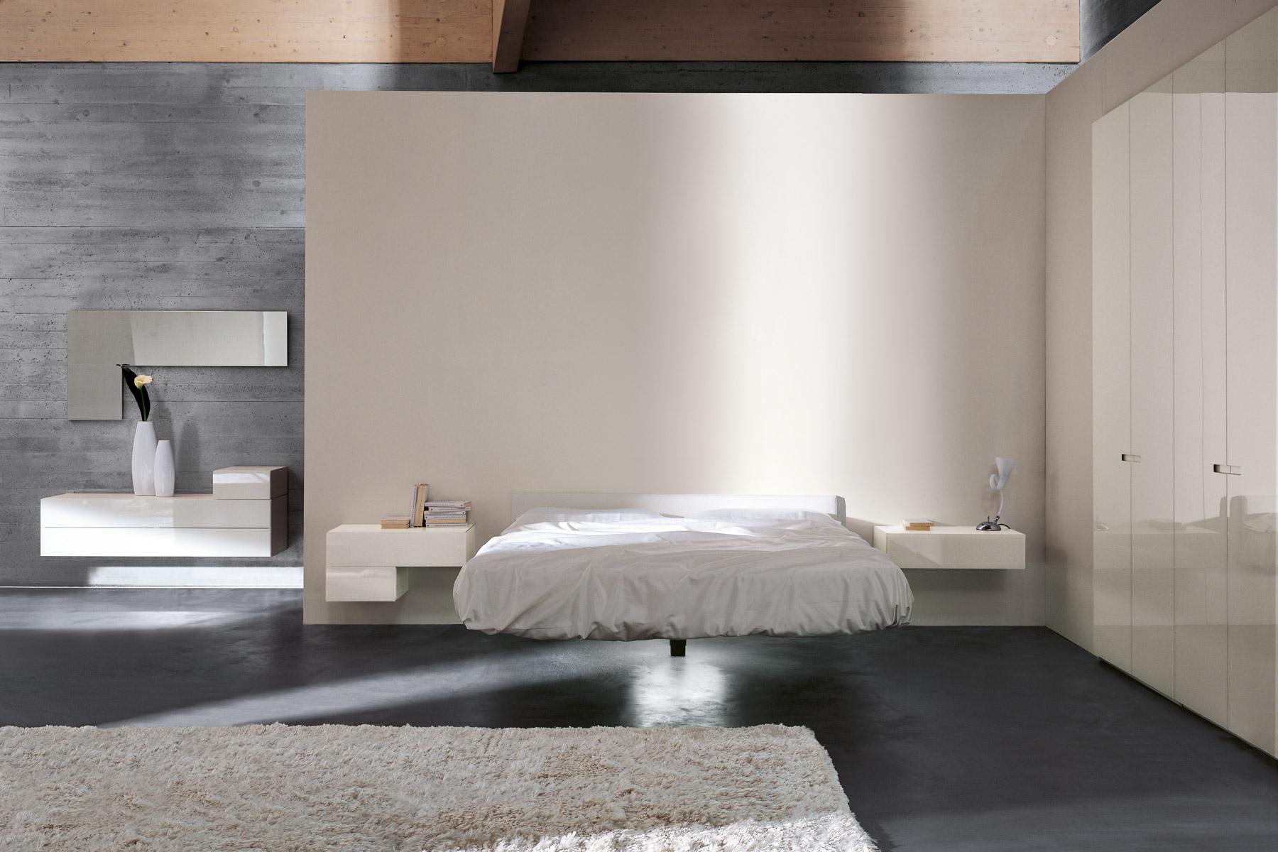 Fluttua confortop - Interior design camera da letto ...