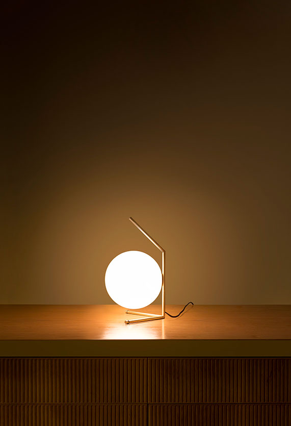 lampe de table IC light table flos